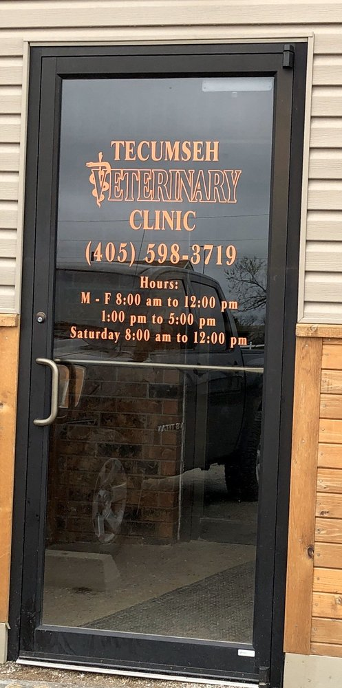 Tecumseh Veterinary Clinic: 2306 E Walnut St, Tecumseh, OK