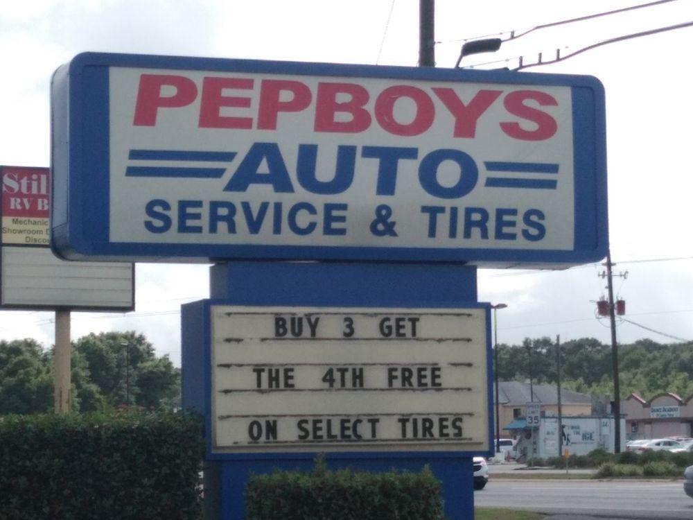 Pep Boys Auto: 6611 Caroline St, Milton, FL