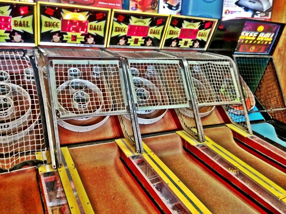 castle casino arcade wildwood nj