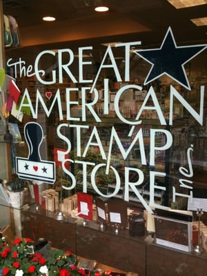 Photo For Great American Stamp Store