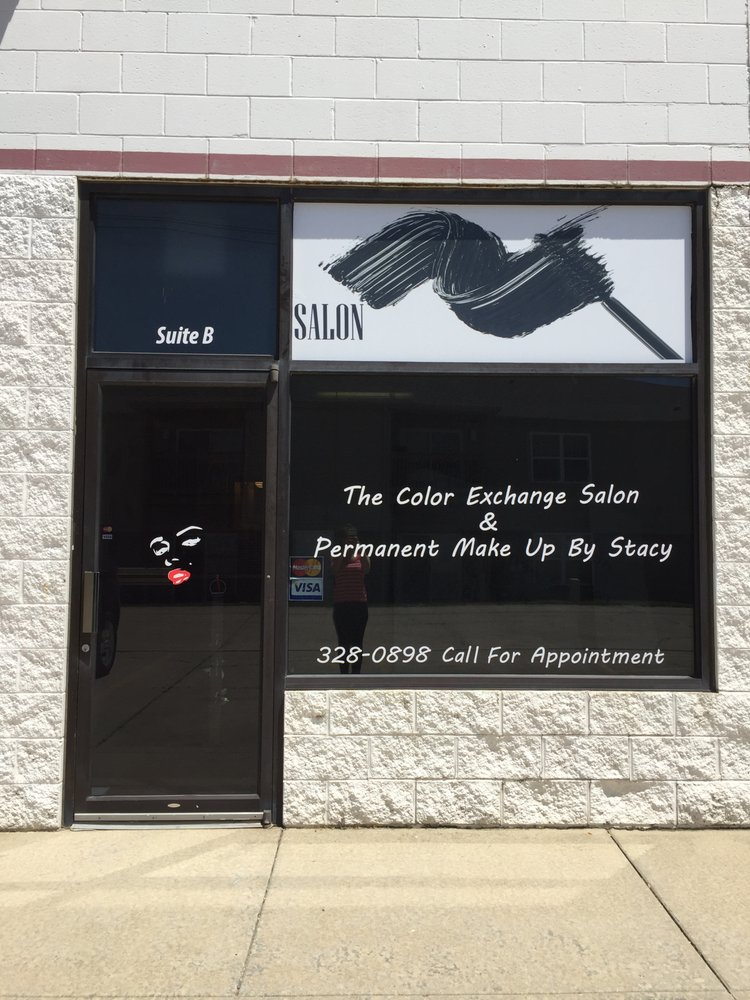 The Color Exchange Salon: 1206 N Cunningham Ave, Urbana, IL
