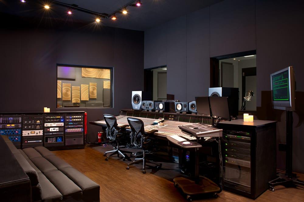 Hybrid Studios 18 Photos Recording Amp Rehearsal Studios