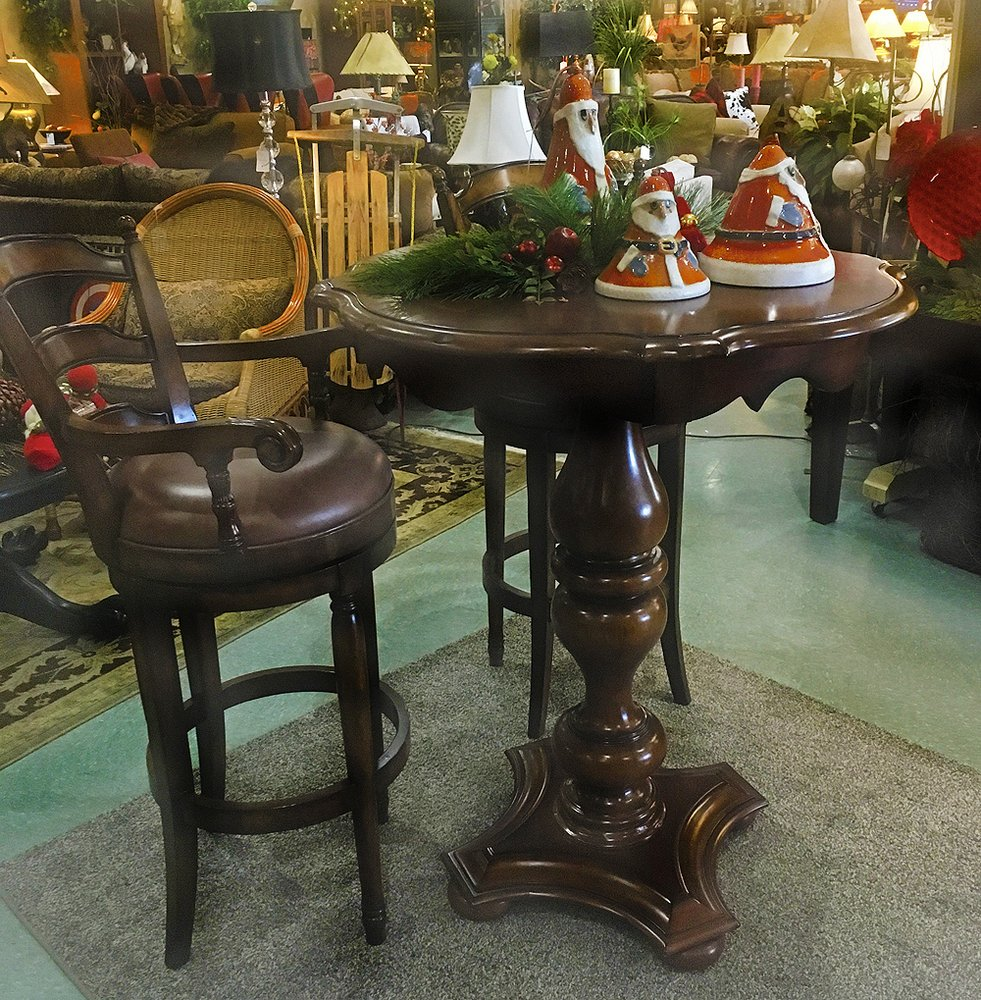 Bistro Table To Give Your Great Room Some Special Seating Yelp