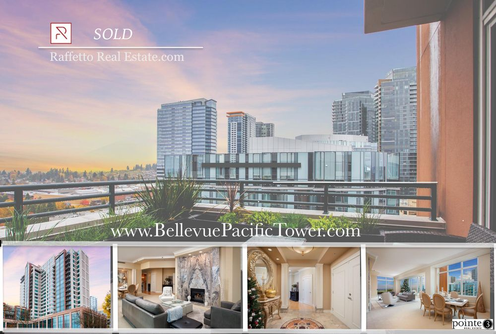 Raffetto Real Estate: 737 Olive Way, Seattle, WA