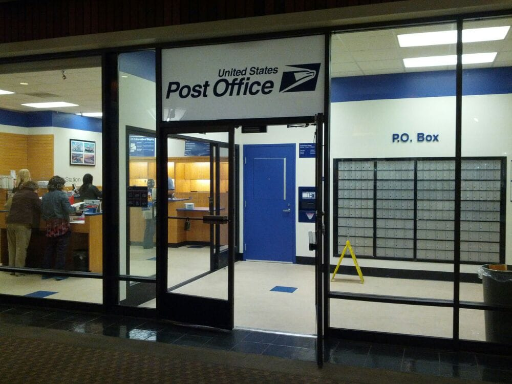 United states postal service closed 17 reviews post - United states post office phone number ...