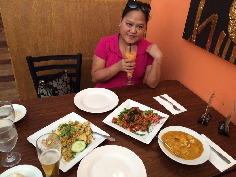 Chan Thai Restaurant: 11605 State Ave, Marysville, WA