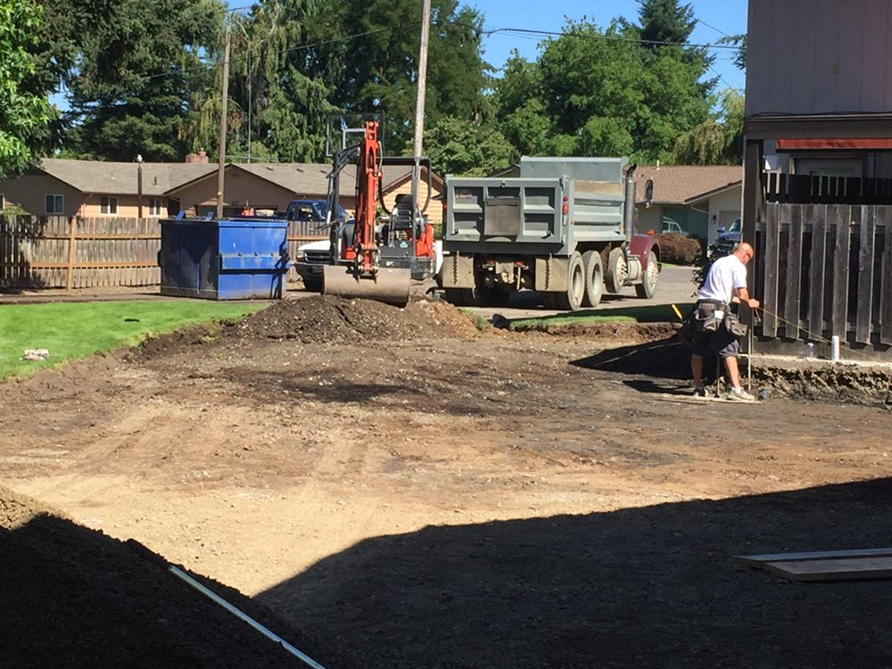 Bates Construction and Excavation: Creswell, OR