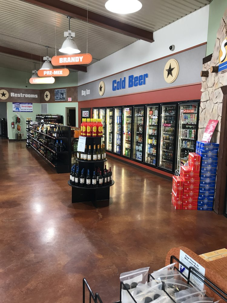 Stoney's Liquor: 879 North Market St, Hearne, TX