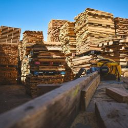 Kimber Pallets & Firewood - Request a Quote - Building