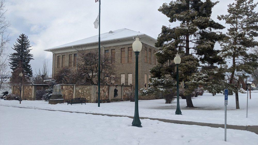 Fairview Museum of History & Art: 85 N 100th E, Fairview, UT