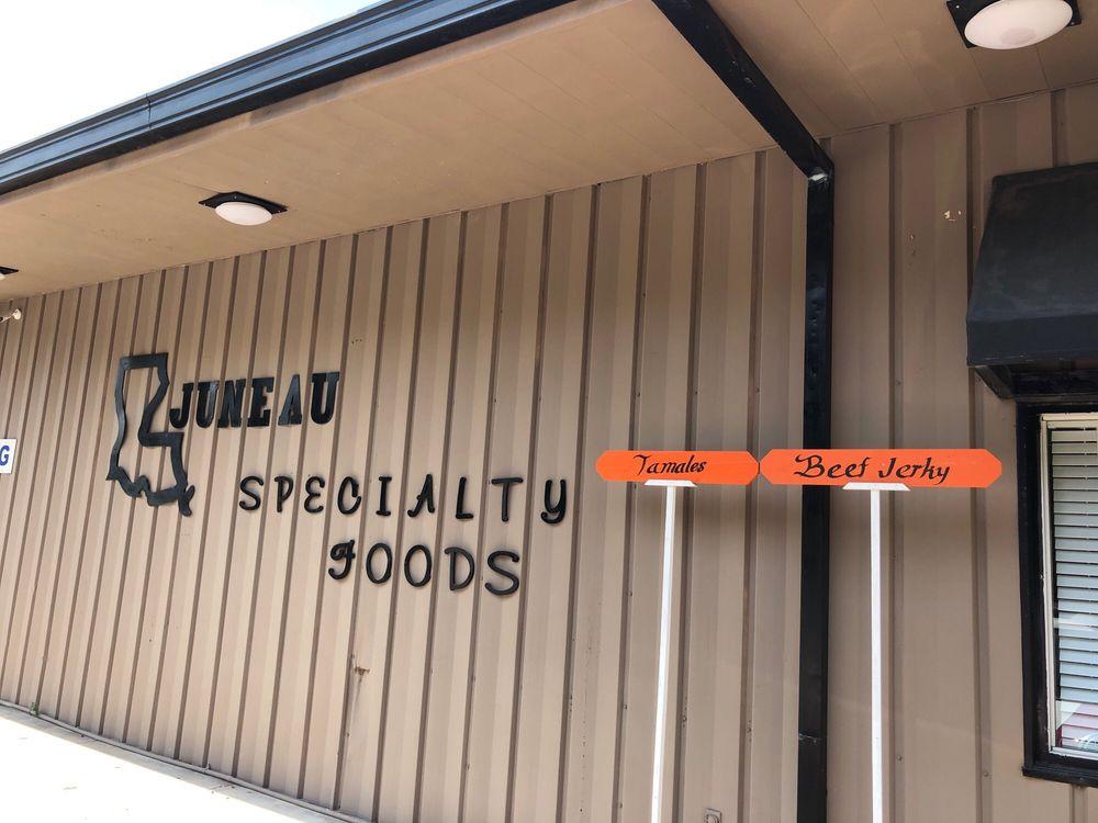 The Tamale Shop: 10037 Hwy 22, Saint Amant, LA