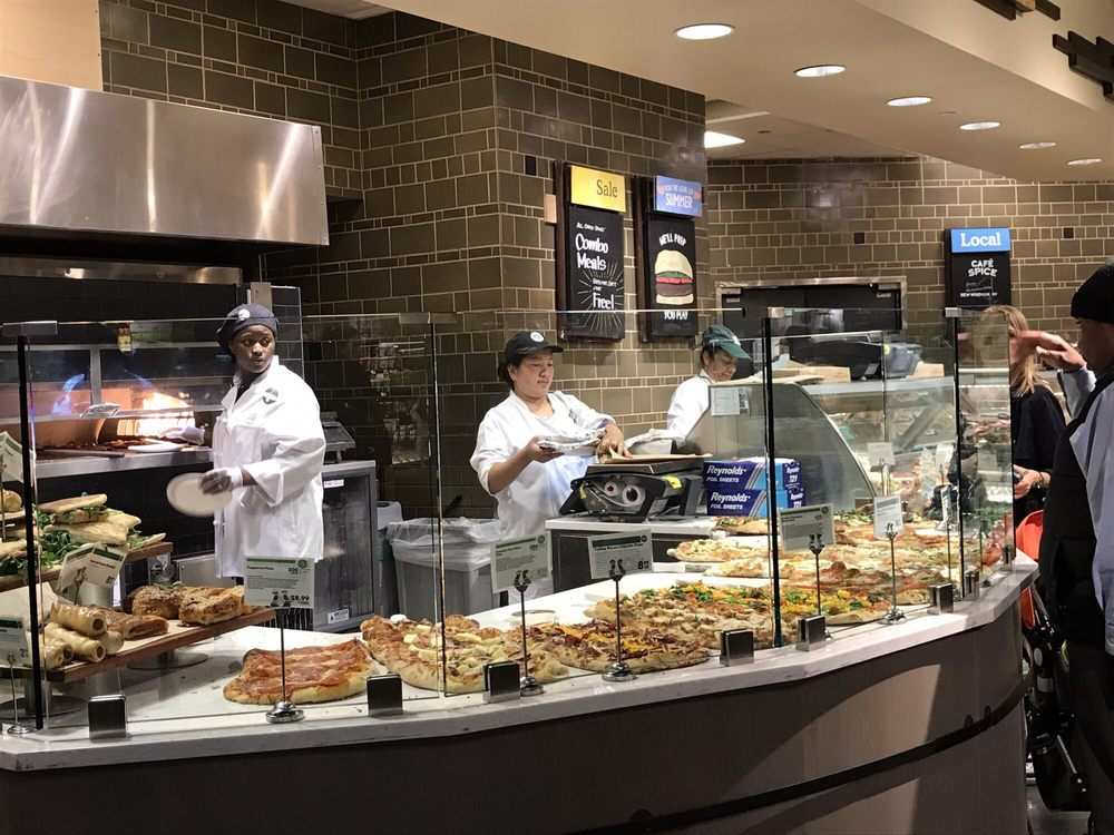 Whole Foods Market  Columbus Ave New York Ny