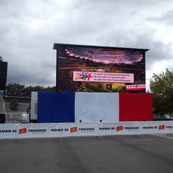 Le Stadium - Toulouse, France. Diffusion match France-Allemagne le 4 juillet au soir à partir de 18h