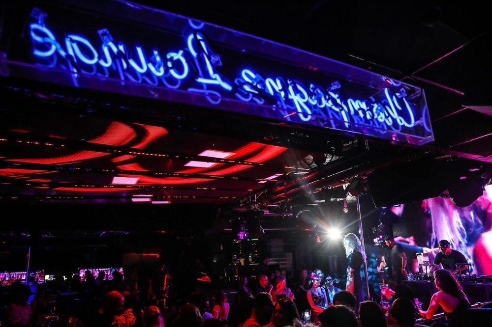 Strip club in ny