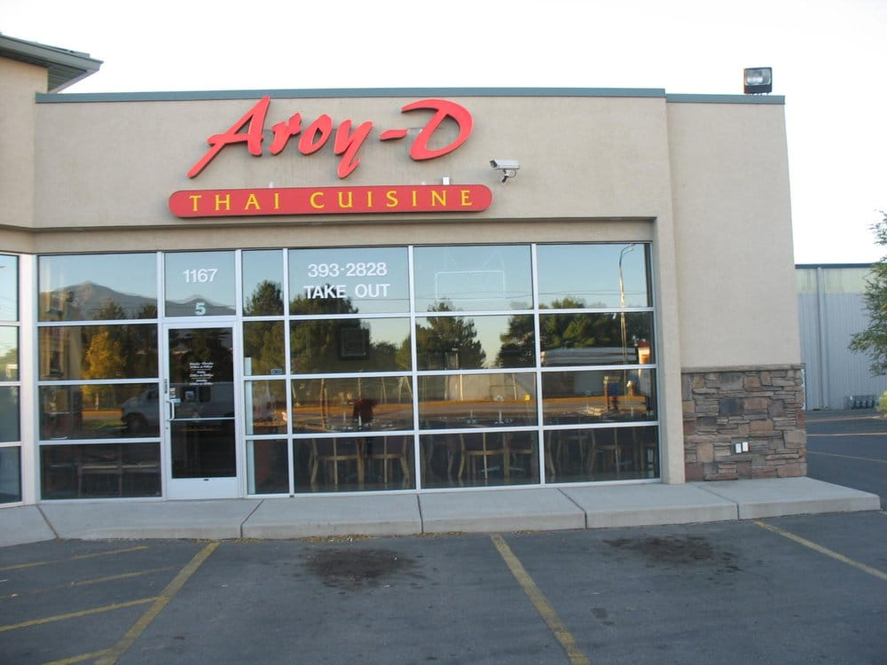 Where great thai food is waiting yelp for Aroy d thai cuisine ogden ut