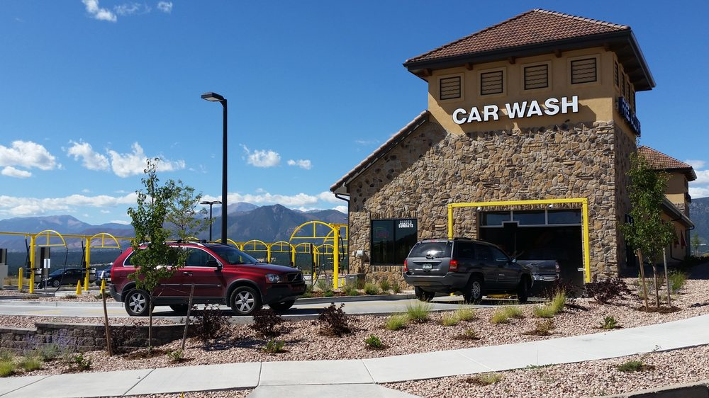 North Gate Car Wash: 375 Spectrum Lp, Colorado Springs, CO