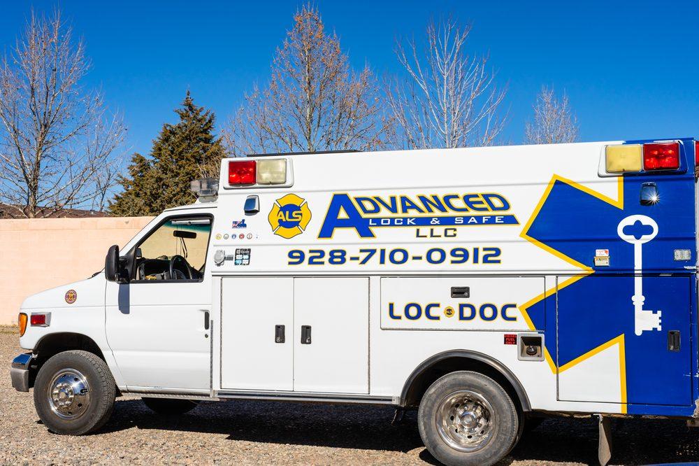 Advanced Lock & Safe: Chino Valley, AZ