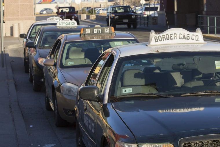Border City Taxi