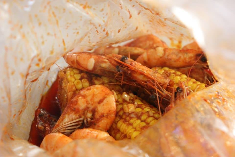 Delicious Shrimp And Corn With The Shabang Must Get The Corn Yelp