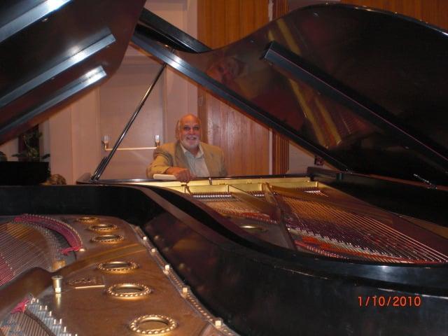 Andy's Piano Service: 1328 Wiggington Rd, Lynchburg, VA