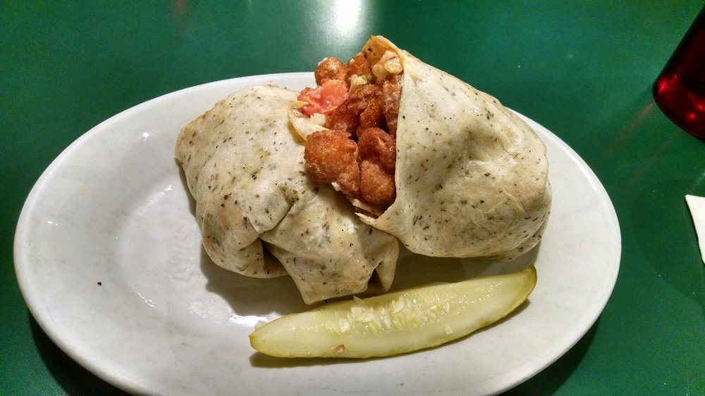 Laurie's Restaurant: 46 N Main St, Warsaw, NY