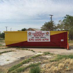 West Sun Tex Dumpster Rental 212 County Road 402