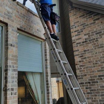 hughes window gutter cleaning service gutter services 11227 n