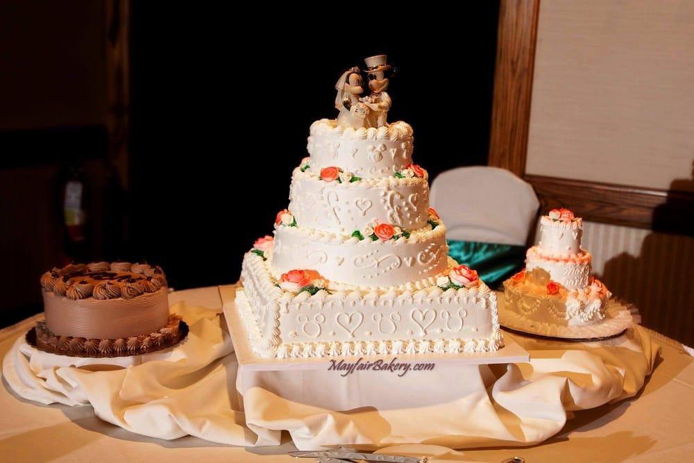 Disney Themed Wedding Cake - Yelp