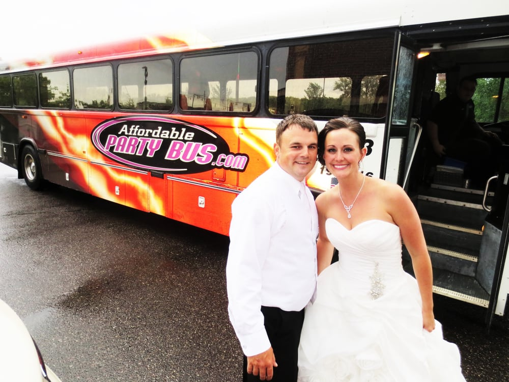 Affordable Party Bus: 11180 Hwy 284, Cologne, MN