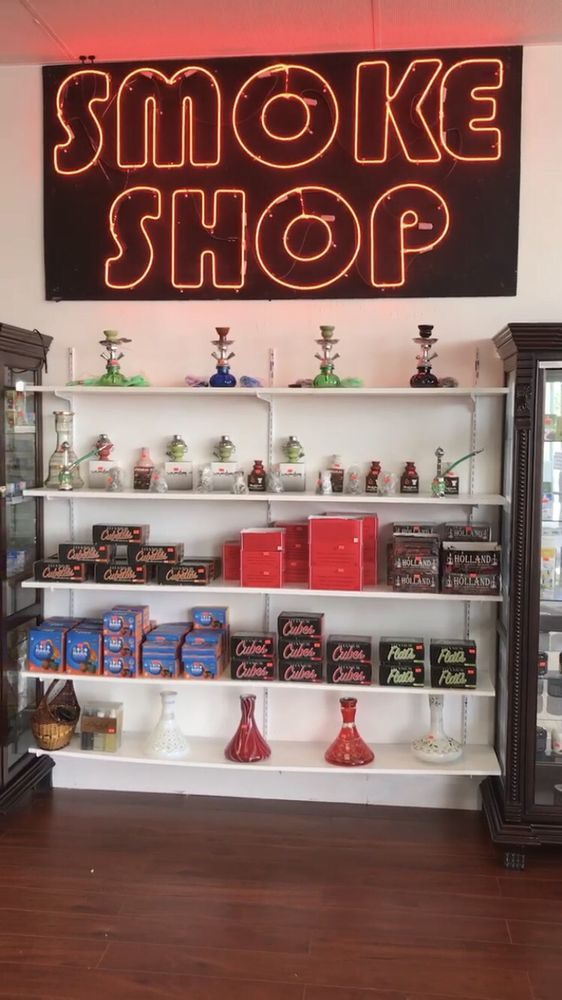 Best Smoke Shop & Hookah: 12536 US Hwy 301, Dade City, FL