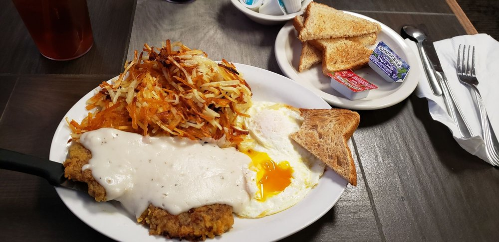 Kelly's Family Diner: 2131 S Broadway St, Wichita, KS