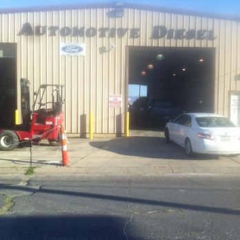 Automotive diesel service garages 2551 abundance st for Garage orleans auto