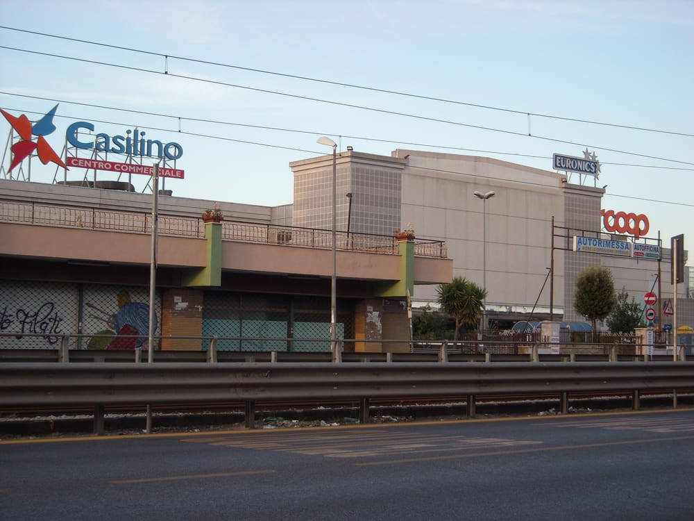 Centro Commerciale Casilino