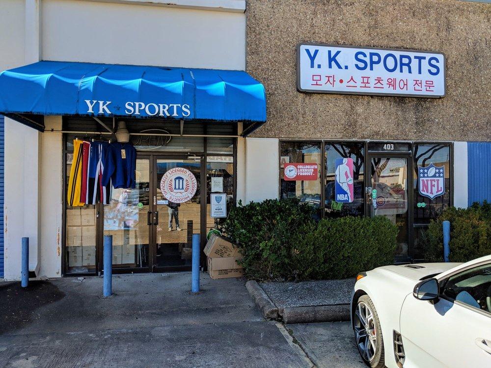 Y K Sportsline: 9889 Harwin Dr, Houston, TX