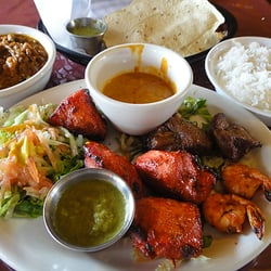 Himalayan Kitchen Kaimuki Menu