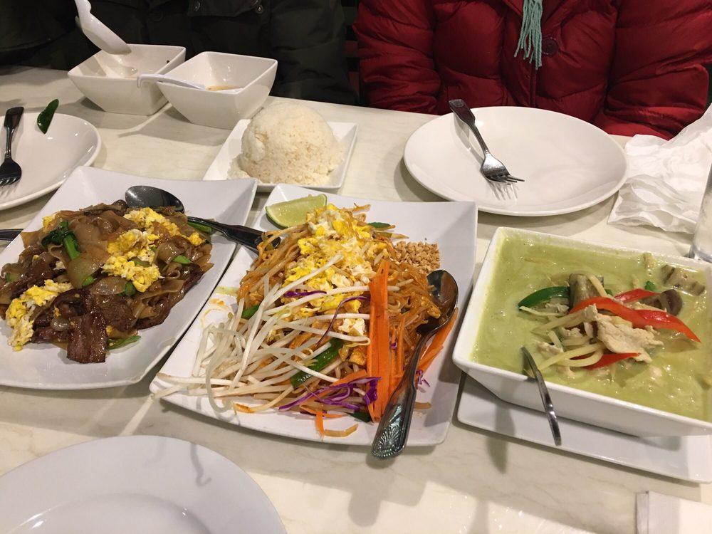 Elephant Thai Food Long Beach