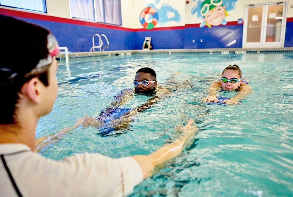 SafeSplash Swim School - Katy: 19550 Restaurant Row, Houston, TX