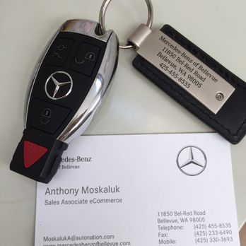 Mercedes benz of bellevue 27 photos 131 reviews car for Mercedes benz dealership phone number