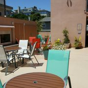 Photo Of Capitola Beach Suites Ca United States The Terrace