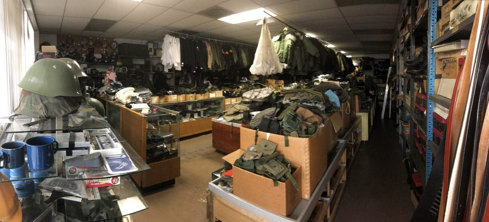 White's Military Surplus: 564 W Avenue I, Lancaster, CA
