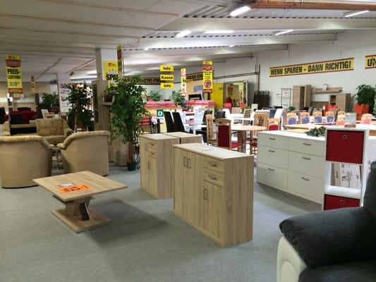 Mobel Discount Profi Furniture Stores Klein Gerstedt 17