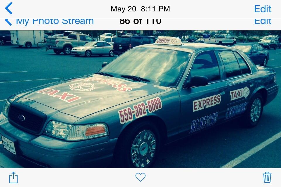 Express Taxi Cab: 232 E 4th St, Hanford, CA