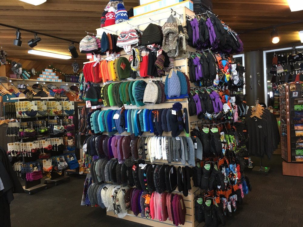 high mountain outfitters: 329 South Hwy 143, Brian Head, UT