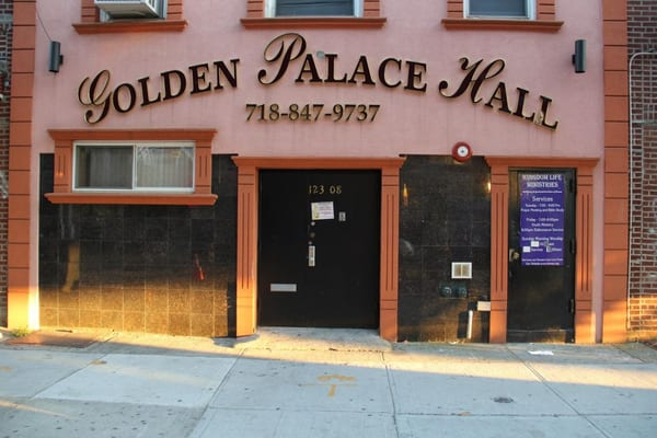 Golden Palace Catering Hall 12308 Jamaica Ave Richmond