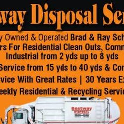 Bestway Container Services Dumpster Rental 202 E Main
