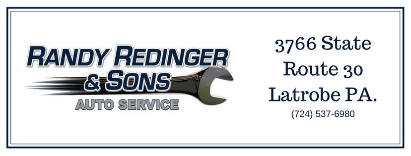 Randy Redinger & Sons Auto Service: 3766 State Route 30, Latrobe, PA