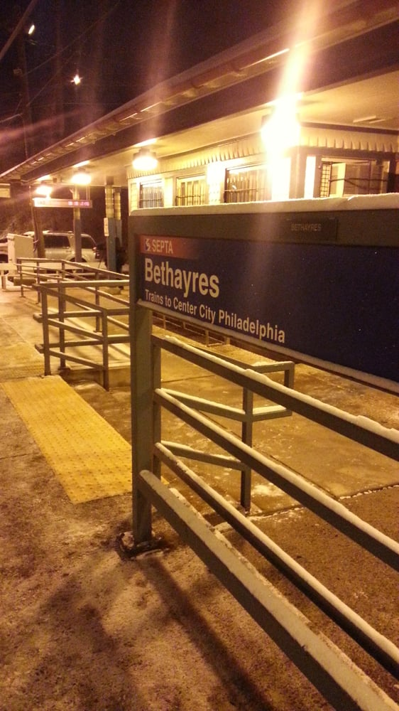 Bethayres Station: 500 Station Ave, Huntingdon Valley, PA