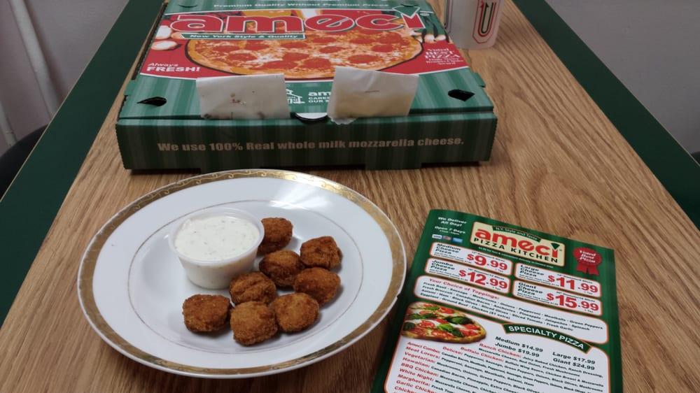 Ameci Pizza Kitchen Encino Ca