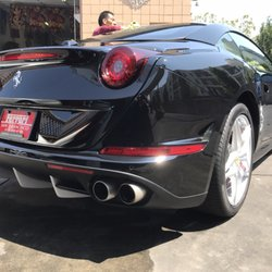 photo of pacific hand car wash campbell ca united states ferrari