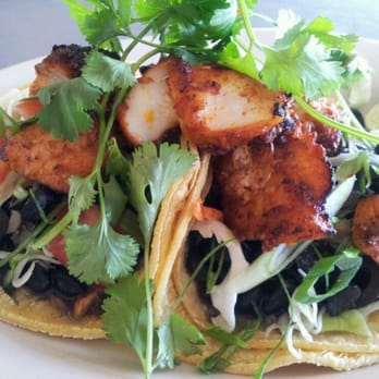 Downriggers closed 29 photos 112 reviews seafood for Cod fish tacos